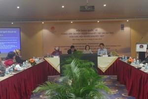 В городе Нячанг прошел семинар на тему «Конвенция о правах инвалидов» - ảnh 1