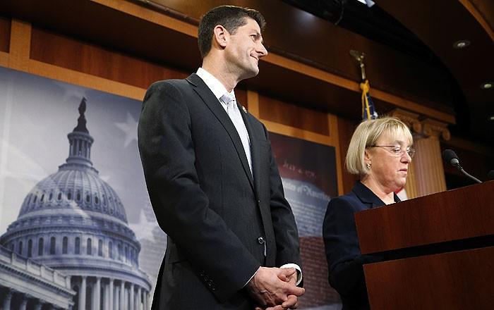 В Конгрессе США достигли компромисса по бюджету на 2014 г. - ảnh 1