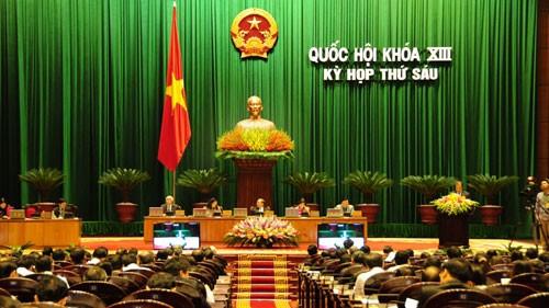 В Ханое обнародованы 8 законов и один указ, принятые на днях НС СРВ - ảnh 1