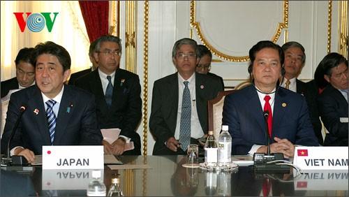 Саммит Меконг-Япония: стороны форсируют сотрудничество во имя развития дельты реки Меконг - ảnh 1
