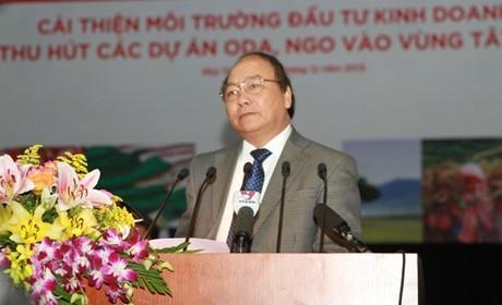 Улучшение инвестиционного и предпринимательского климата на Северо-Западе Вьетнама - ảnh 1