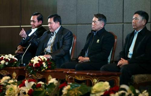 Армия Таиланда отклонила вмешательство в политический кризис в стране - ảnh 1