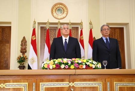 Исламское движение приглашено на участие в референдуме по поводу новой конституции Египта - ảnh 1
