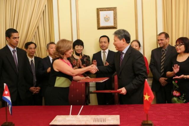 Вьетнам и Куба активизируют сотрудничество в сфере юстиции - ảnh 1