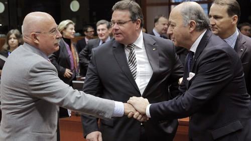ЕС заявил о готовности приостановить санкции в отношении Ирана - ảnh 1