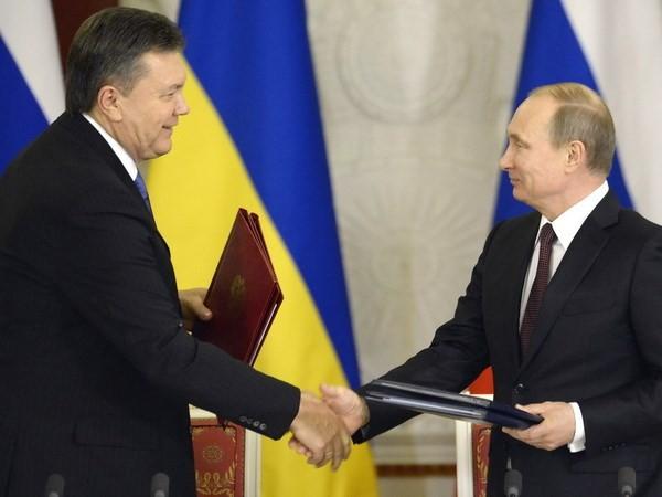 Россия и Украина подписали 14 документов о сотрудничестве - ảnh 1