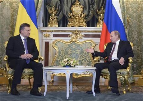 Россия и Украина подтвердили необходимость дальнейшего развития двусторонних отношений - ảnh 1