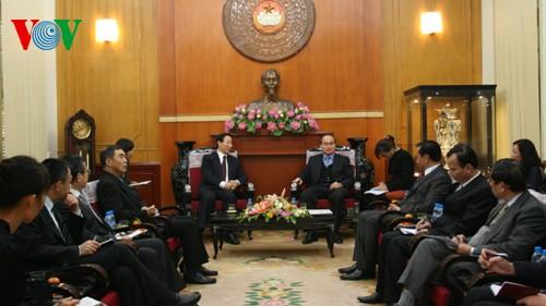 2013 год – особенный год в отношениях между Вьетнамом и Китаем - ảnh 1