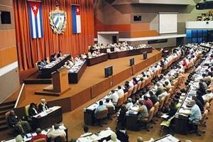Завершилась 2-я сессия Национальной Ассамблеи Кубы 8-го созыва - ảnh 1