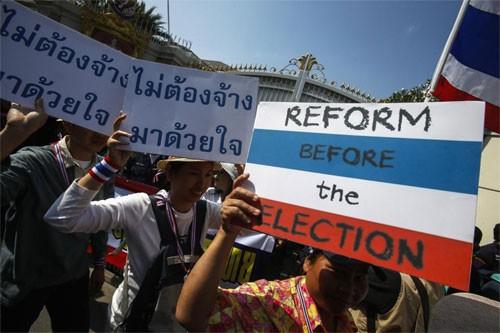 В Таиланде не найдены меры по проведению реформы политической системы - ảnh 1
