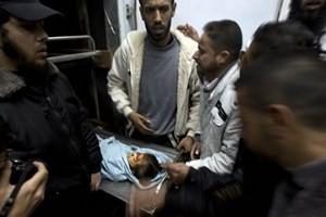 Напряжённость усугубляется на границе между Израилем и сектором Газа - ảnh 1