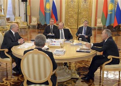 Евразийский экономический союз будет создан в 2015 году - ảnh 1