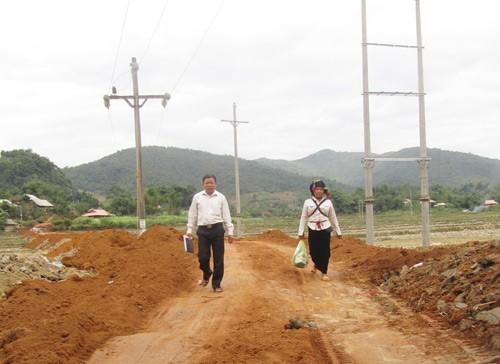 Эффективные модели строительства новой деревни в провинции Диенбиен - ảnh 1