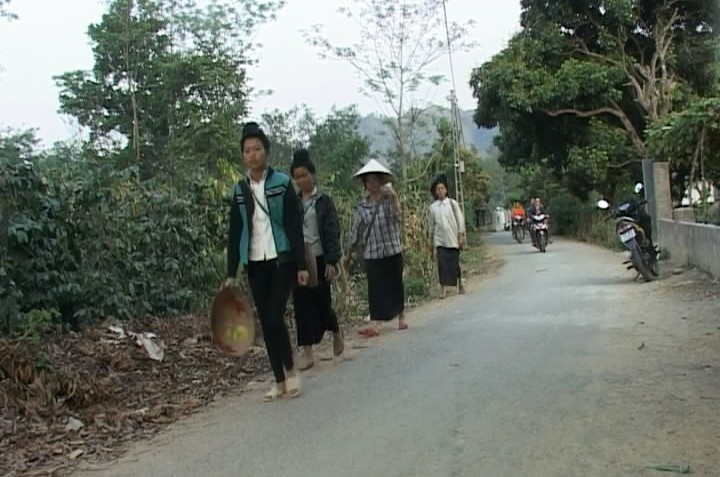 Эффективные модели строительства новой деревни в провинции Диенбиен - ảnh 3