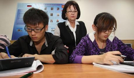 Количество вьетнамских учащихся в России продолжает увеличиваться - ảnh 1