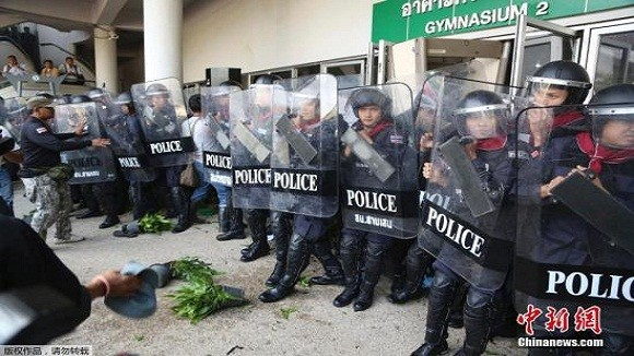 Правительство Таиланда предложит армии обеспечить безопасность во время выборов - ảnh 1