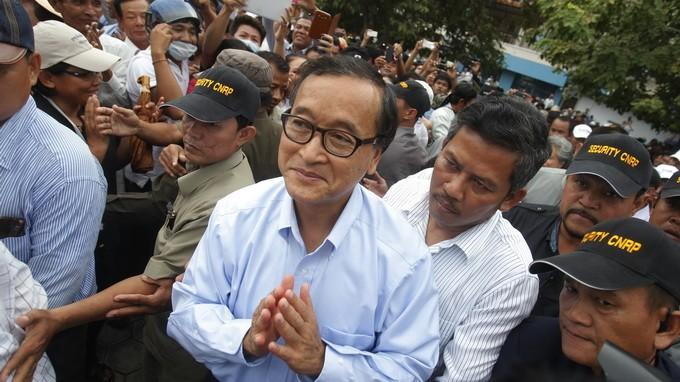Оппозиция Камбоджи хочет возобновить переговоры с правительством страны - ảnh 1