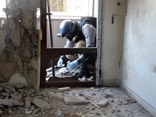 Сирии вряд ли удастся вывезти химическое оружие из страны в намеченный срок - ảnh 1