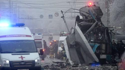 В Волгограде вновь прогремел взрыв - ảnh 1