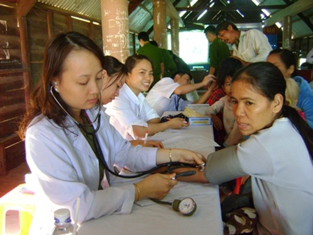 Đổi mới hệ thống y tế, nâng cao chất lượng nguồn lực y tế ở Tây Nguyên - ảnh 1
