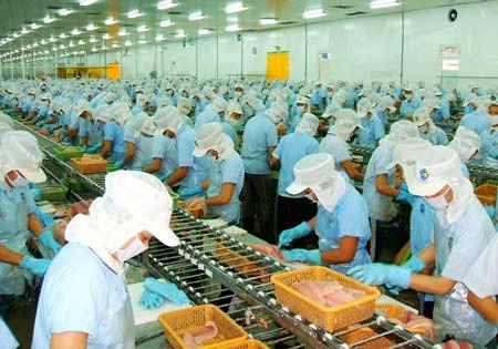 Chăm lo đời sống cho người lao động để phát triển bền vững - ảnh 1