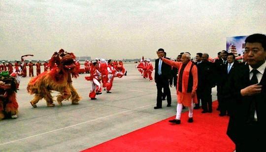 Trung Quốc-Ấn Độ tăng cường lòng tin chính trị song phương - ảnh 1