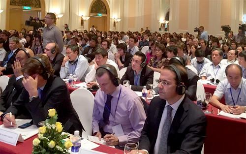 Diễn đàn doanh nghiệp phát triển bền vững Việt Nam 2015 - ảnh 1