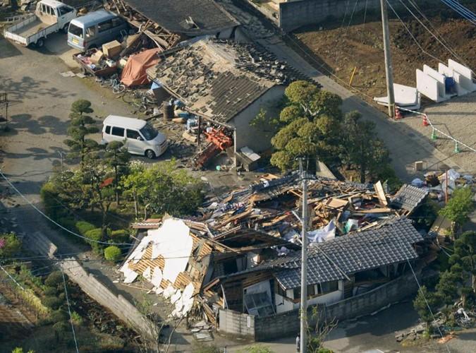 Việt Nam chia sẻ với Nhật Bản những tổn thất do động đất gây ra - ảnh 1