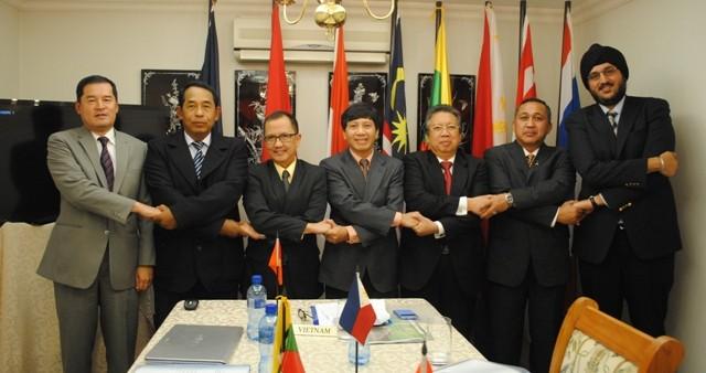 Việt Nam và Nam Phi thúc đẩy hợp tác trong lĩnh vực vận tải biển  - ảnh 1