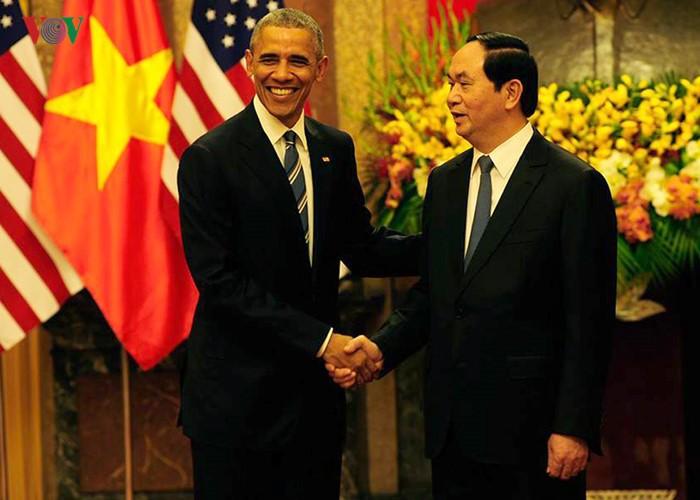 Củng cố, tăng cường quan hệ Đối tác toàn diện Việt Nam - Hoa Kỳ - ảnh 1