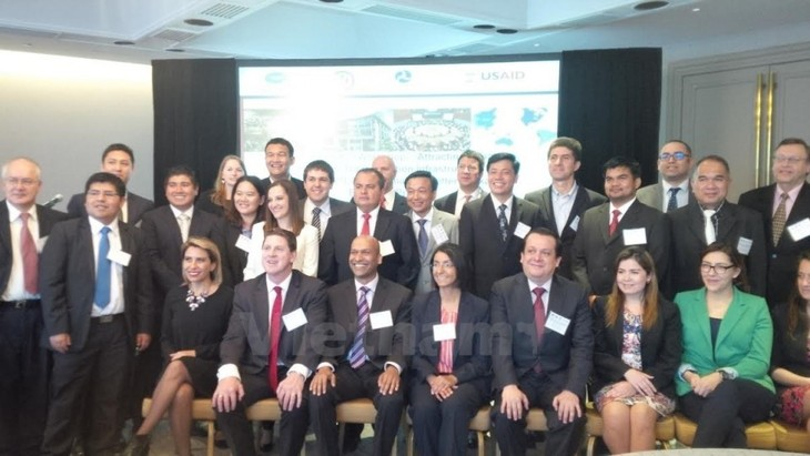 Việt Nam tham dự Hội thảo APEC về giao thông tại Mexico - ảnh 1