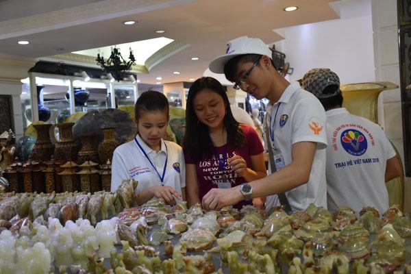 Trại hè Việt Nam 2016: Một ngày thú vị tại Đà Nẵng - ảnh 8