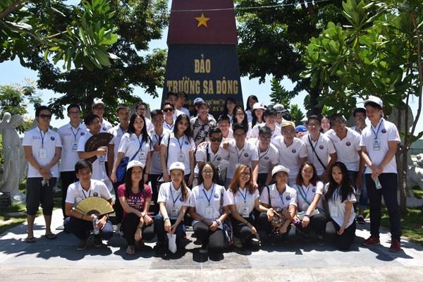 Trại hè Việt Nam 2016: Một ngày thú vị tại Đà Nẵng - ảnh 11