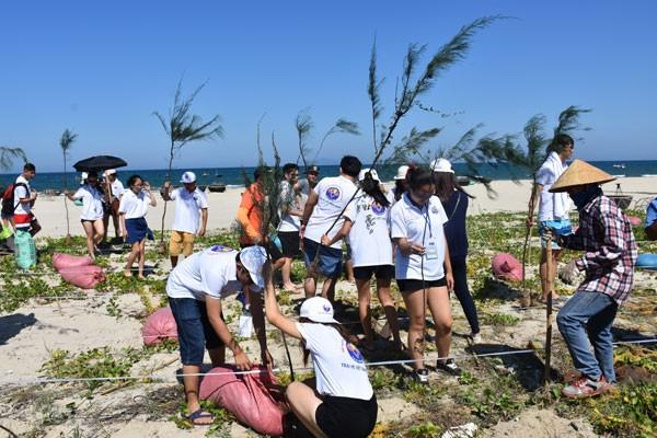 Trại hè Việt Nam 2016: Một ngày thú vị tại Đà Nẵng - ảnh 13