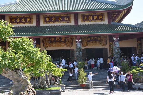 Trại hè Việt Nam 2016: Một ngày thú vị tại Đà Nẵng - ảnh 2