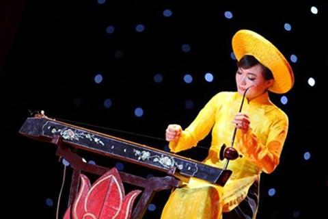 Đàn bầu đậm nét tinh hoa văn hóa Việt Nam - ảnh 2