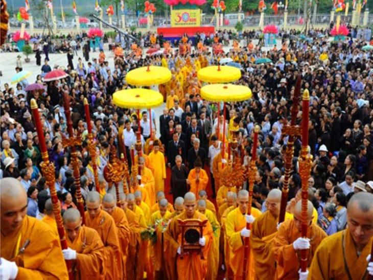 Pháp luật Việt Nam hoàn toàn phù hợp với chuẩn mực quốc tế về tôn giáo, tín ngưỡng - ảnh 1
