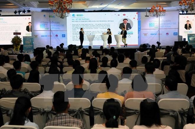 Hơn 700 lãnh đạo trẻ tham gia Diễn đàn lãnh đạo trẻ Việt Nam 2016 - ảnh 1