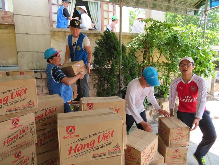Khám bệnh, phát thuốc cho đồng bào nghèo huyện Hải Lăng, Quảng Trị - ảnh 5