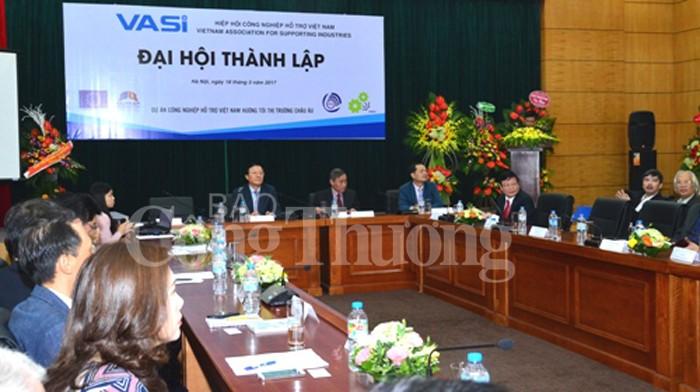 Thành lập Hiệp hội Công nghiệp hỗ trợ Việt Nam  - ảnh 1
