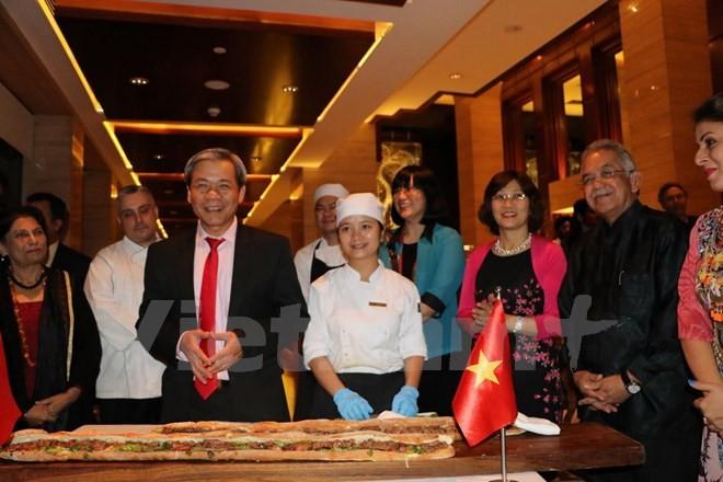 Mang tinh hoa văn hóa ẩm thực Việt Nam tới bạn bè quốc tế ở Ấn Độ - ảnh 1