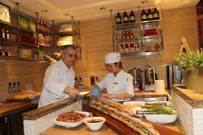 Mang tinh hoa văn hóa ẩm thực Việt Nam tới bạn bè quốc tế ở Ấn Độ - ảnh 2