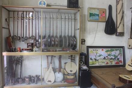 Làng làm đàn Đào Xá, nơi lưu giữ thanh âm hồn Việt - ảnh 2