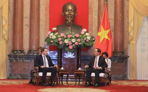 Việt Nam ưu tiên tăng cường quan hệ Đối tác chiến lược toàn diện với Liên bang Nga - ảnh 1