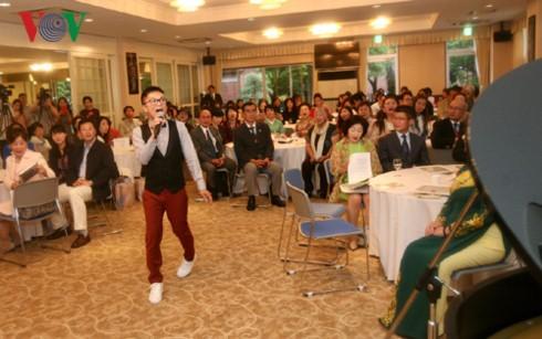 ĐSQ Việt Nam tại Nhật Bản tổ chức Hoà nhạc từ thiện vì trẻ em khó khăn - ảnh 3