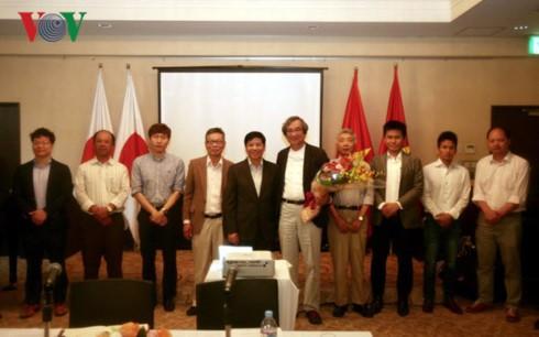 Đại hội Hội người Việt Nam tại Nhật Bản - ảnh 1