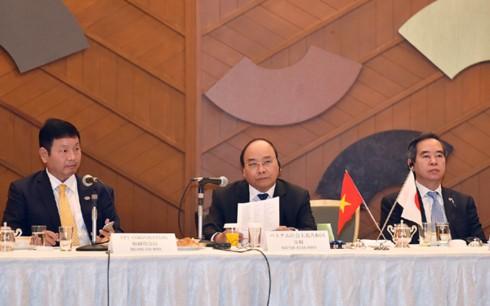 Việt Nam sẽ tạo mọi điều kiện thuận lợi cho các nhà đầu tư Nhật Bản - ảnh 1