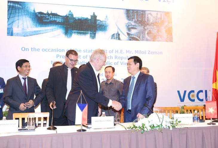 Việt Nam và Cộng hòa Czech còn rất nhiều tiềm năng hợp tác - ảnh 1
