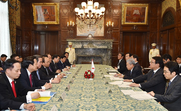 Tuyên bố chung về việc làm sâu sắc hơn quan hệ đối tác chiến lược sâu rộng Việt Nam – Nhật Bản - ảnh 2
