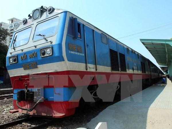 Khai trương tuyến vận tải đường sắt kết nối Việt Nam và khu vực Tây Nam Trung Quốc - ảnh 1